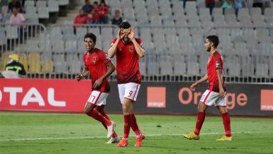 الأهلي بالزي الأحمر وحوريا بالابيض في موقعة دوري أبطال افريقيا