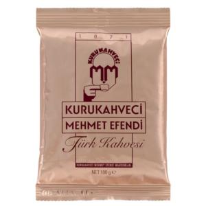 TÜRK KAHVESİ MEHMET EFENDİ 100GR