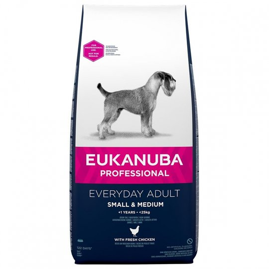 Eukanuba Everyday Small / Medium 16,5 kg