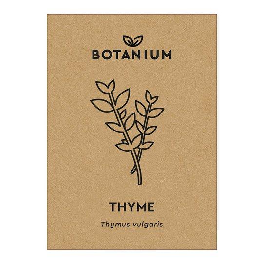 Botanium - Botanium Fröer till Timjan