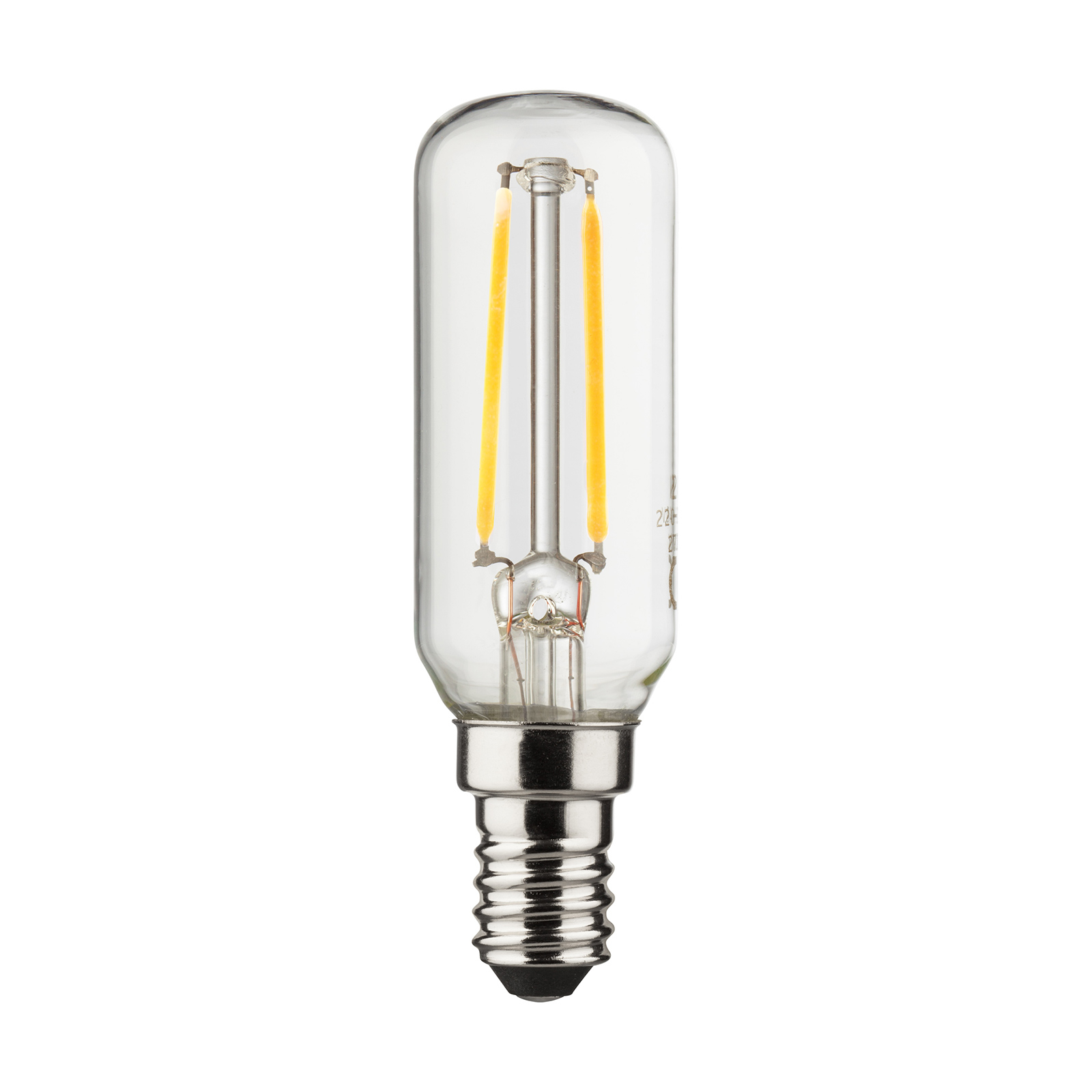 E14 2,5W 827 LED-putki T25