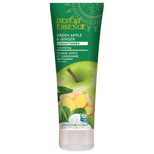 Desert Essence Green Apple & Ginger Conditioner, 237 ml