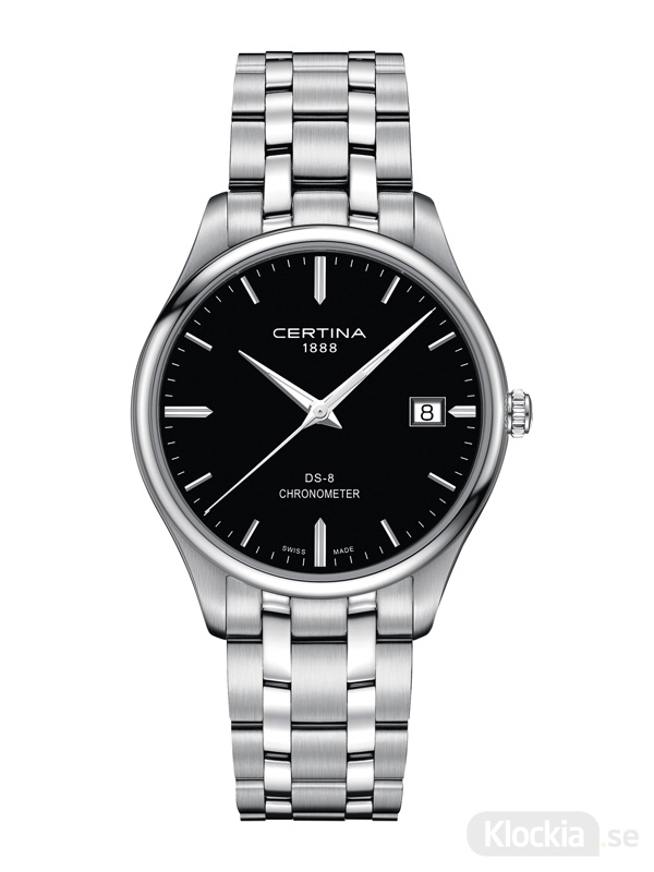 CERTINA DS-8 Chronometer C033.451.11.051.00
