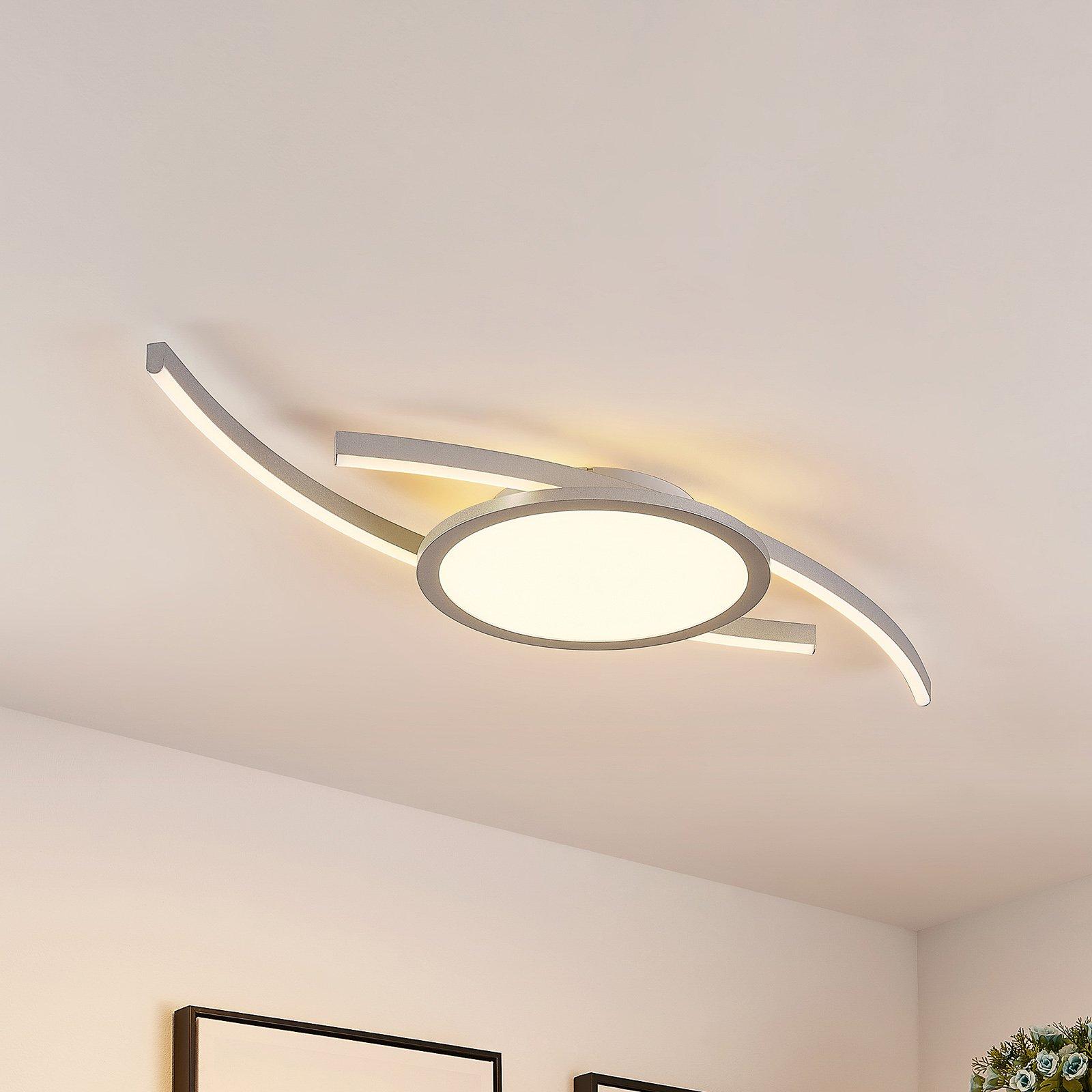 Lucande Tiaro LED-taklampe, rund