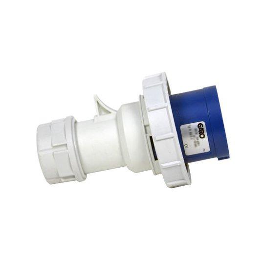 Garo PV 332-9 S Pistotulppa IP67, 3-napainen, 32A Sininen, 9 h