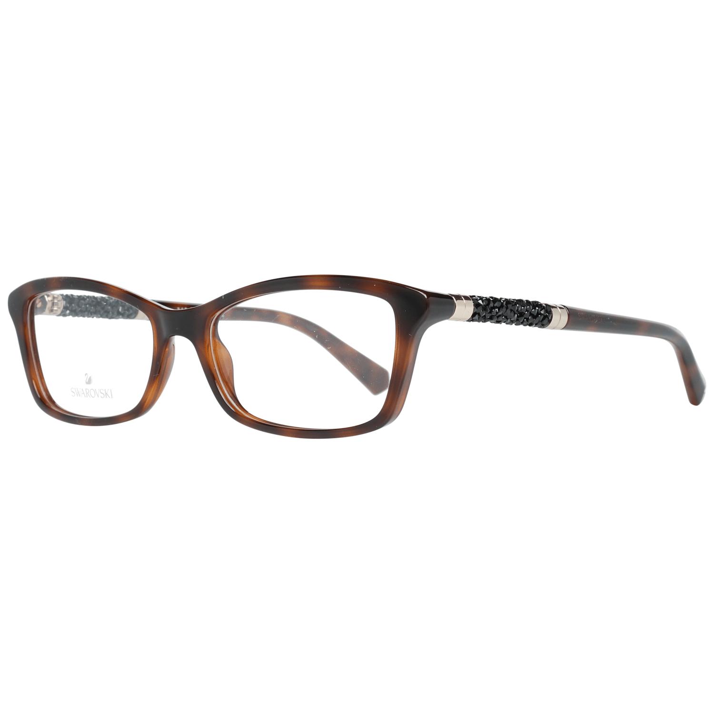 Swarovski Women's Optical Frames Eyewear Brown SK5257 53052