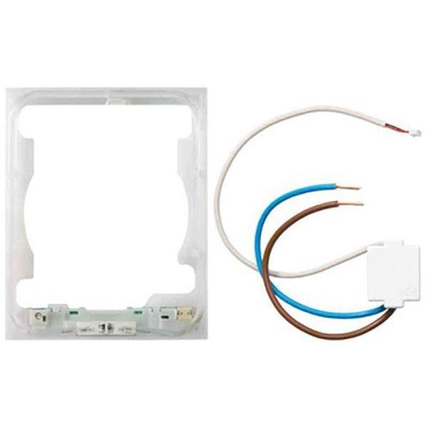Elko Plus Dekorramme med hvitt lys 1,5 rom