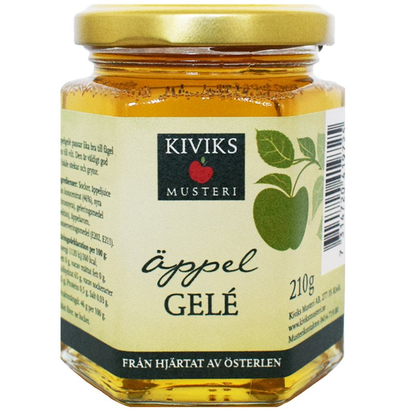 Äppelgelé 210g - 56% rabatt