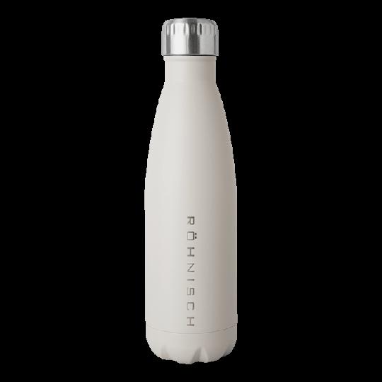 Metal Water Bottle, Oyster Gray