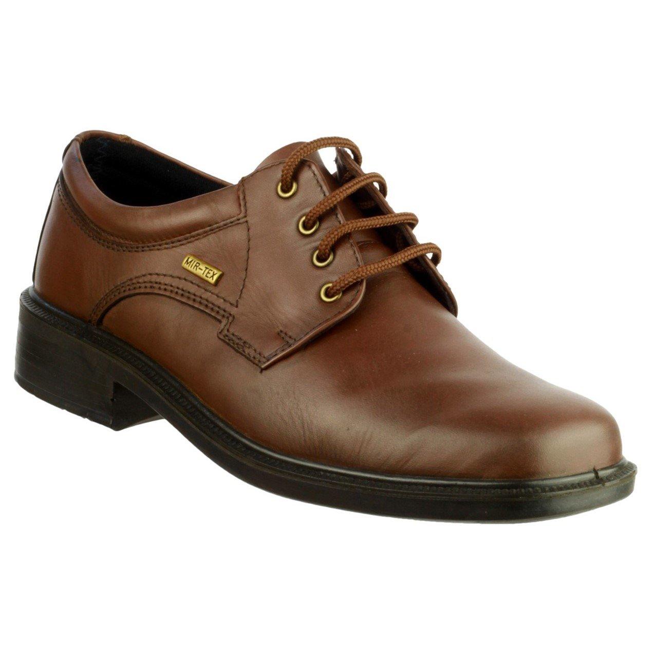 Cotswold Men's Sudeley Waterproof Shoe Various Colours 32970 - Brown 10