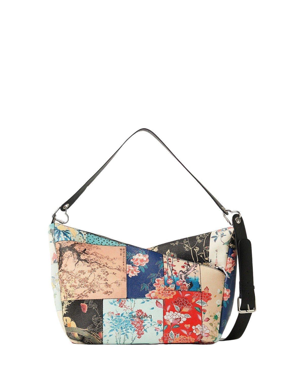 Desigual Women's Shoulder Bag Brown 319800 - brown-1 UNICA