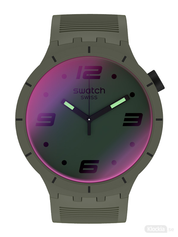 SWATCH Futuristic Green SO27M105
