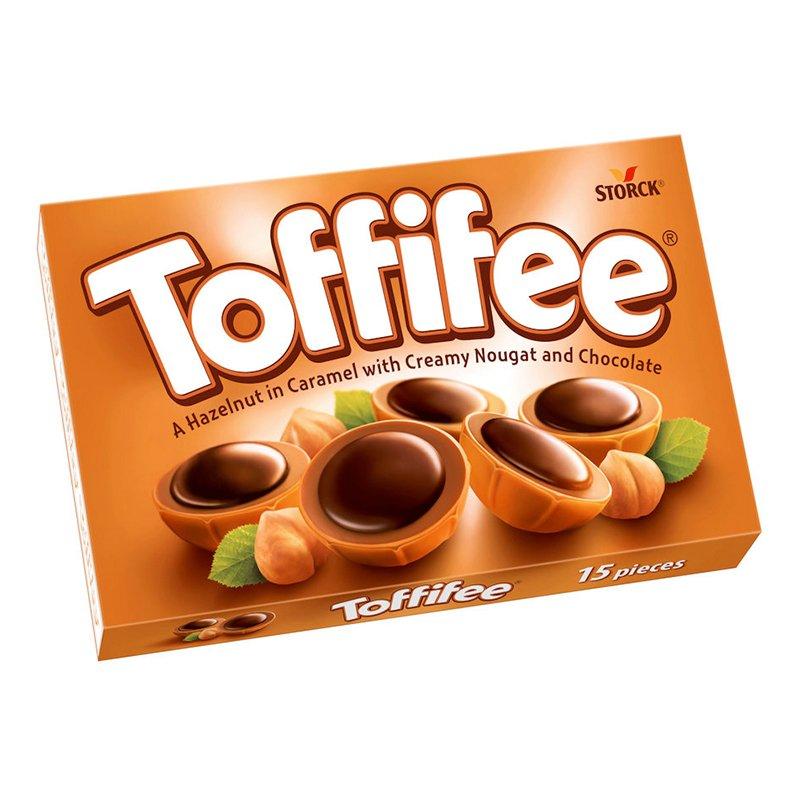 Toffifee Choklad - 125 gram