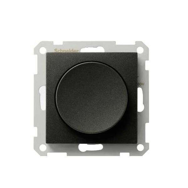 Schneider Electric Exxact Dimmer vri, transistor 315 W, antrasitt