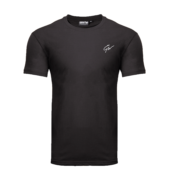 Johnson T-Shirt, Black