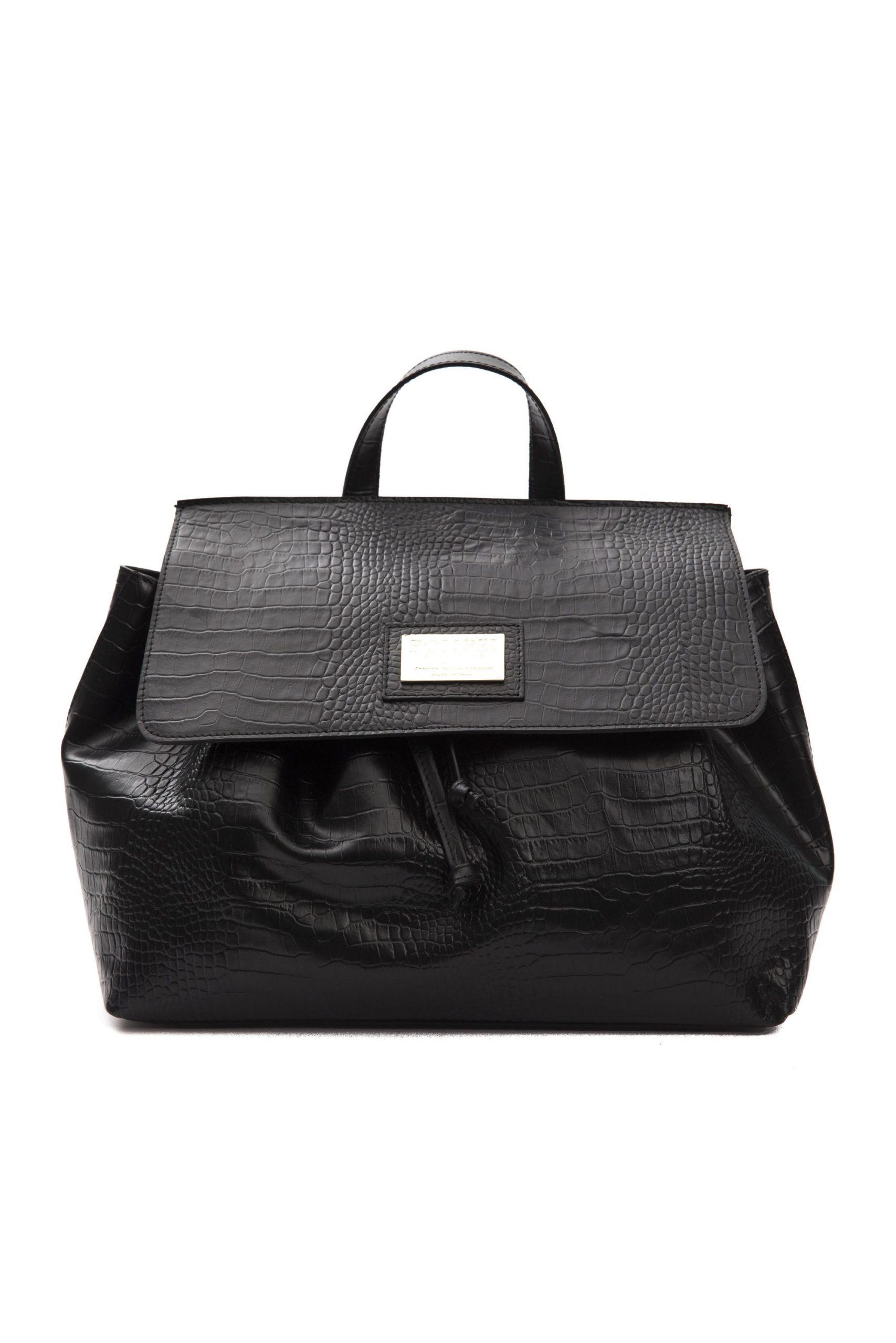 Pompei Donatella Women's Handbag Black PO667690