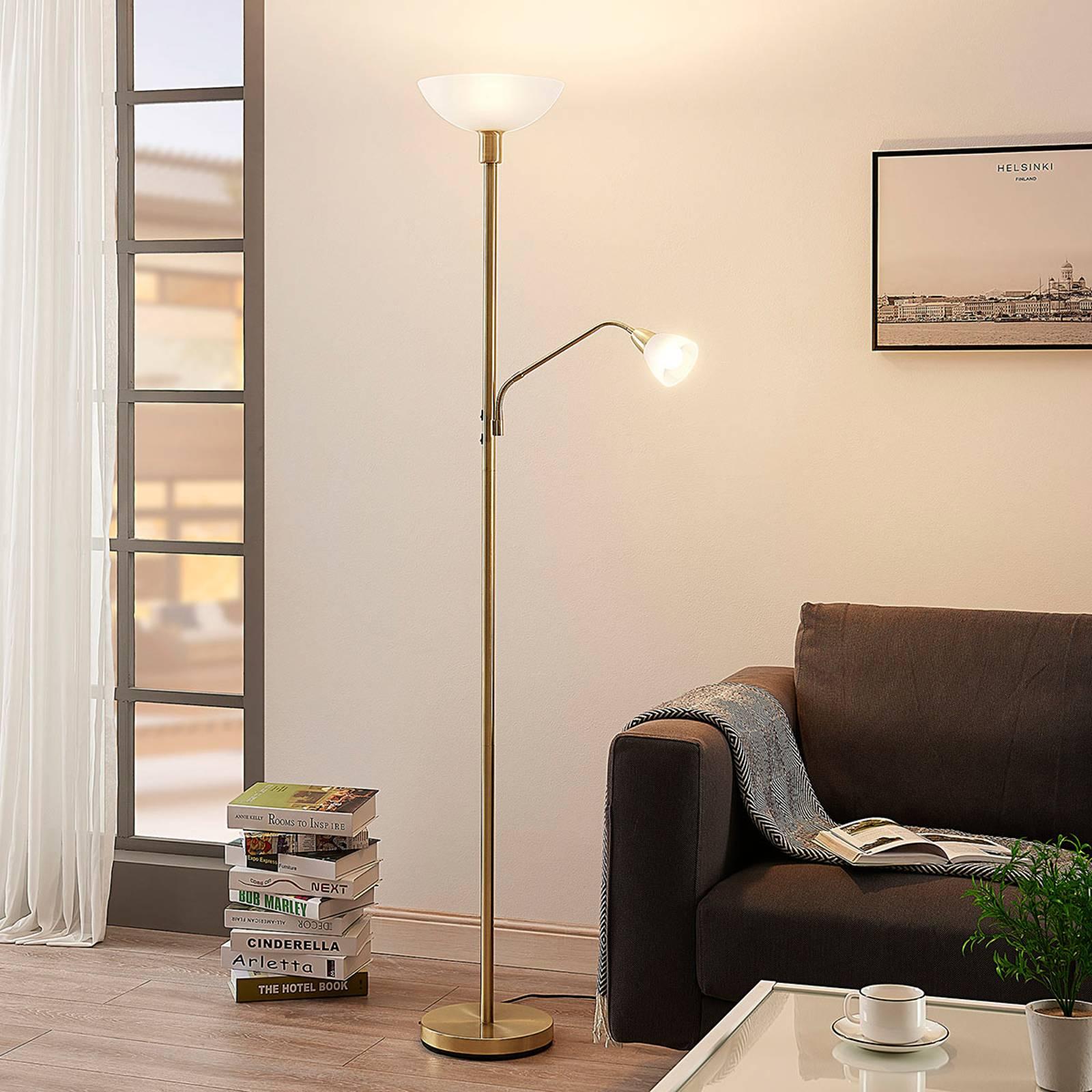 LED-kattovalaisin Jost, lukulamppu, mattamessinki
