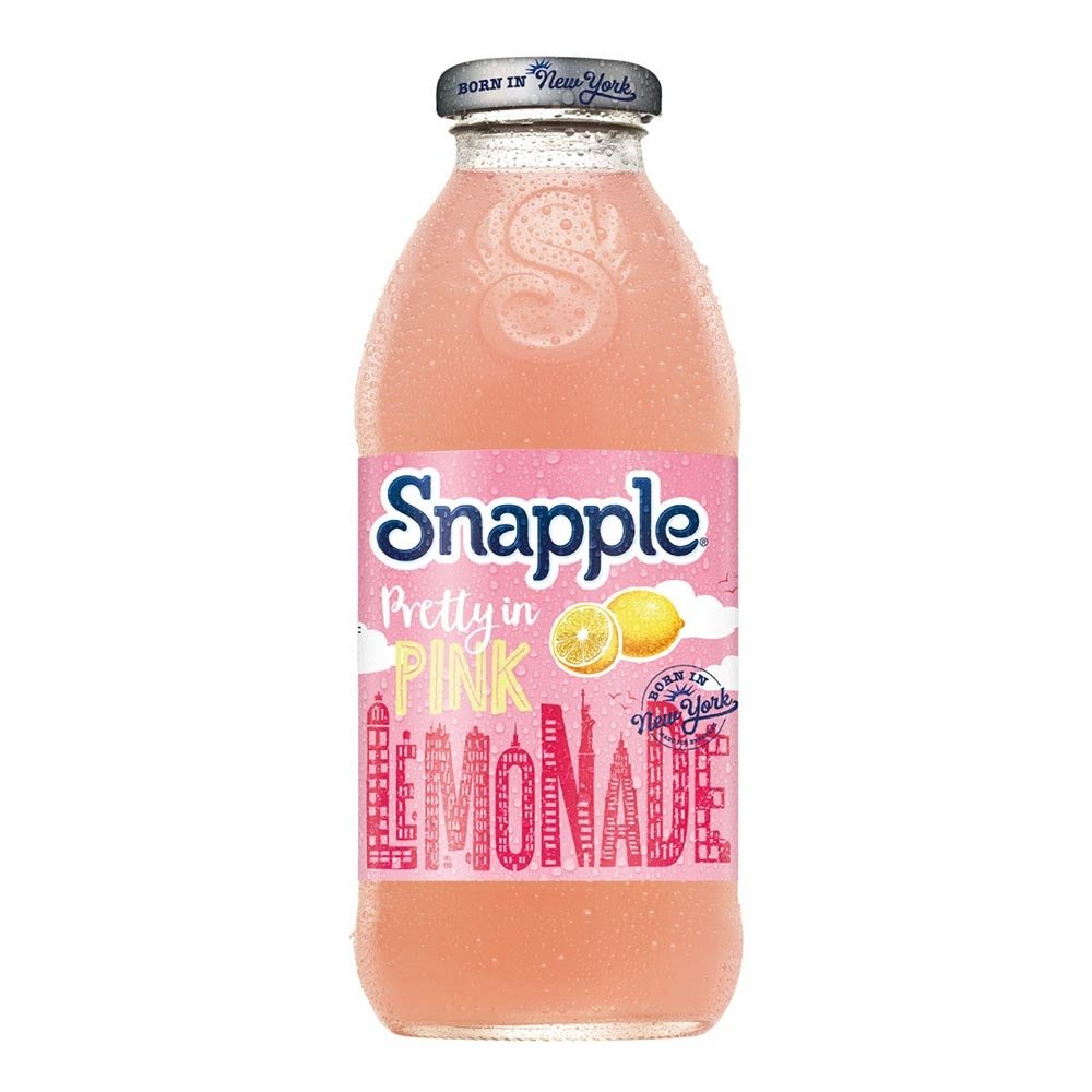 Snapple Pink Lemonade - 1-pack