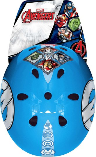 Stamp Marvel Avengers Skatehjelm