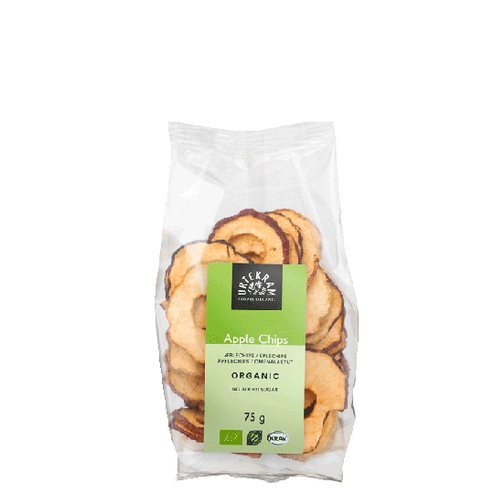 Äppelchips, 75 g