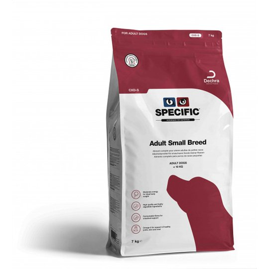 Specific™ Adult Small Breed CXD-S (7 kg)