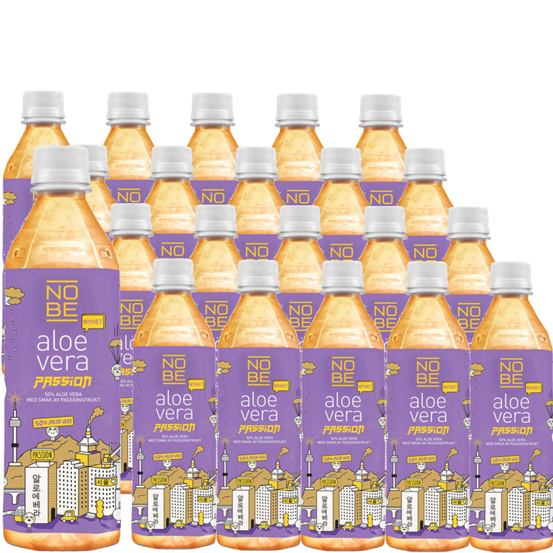 Aloe Vera Passion Dryck 20-pack - 50% rabatt