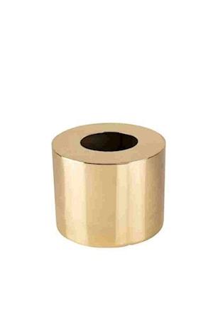 Cylinder Vas 15.5 cm Mässing
