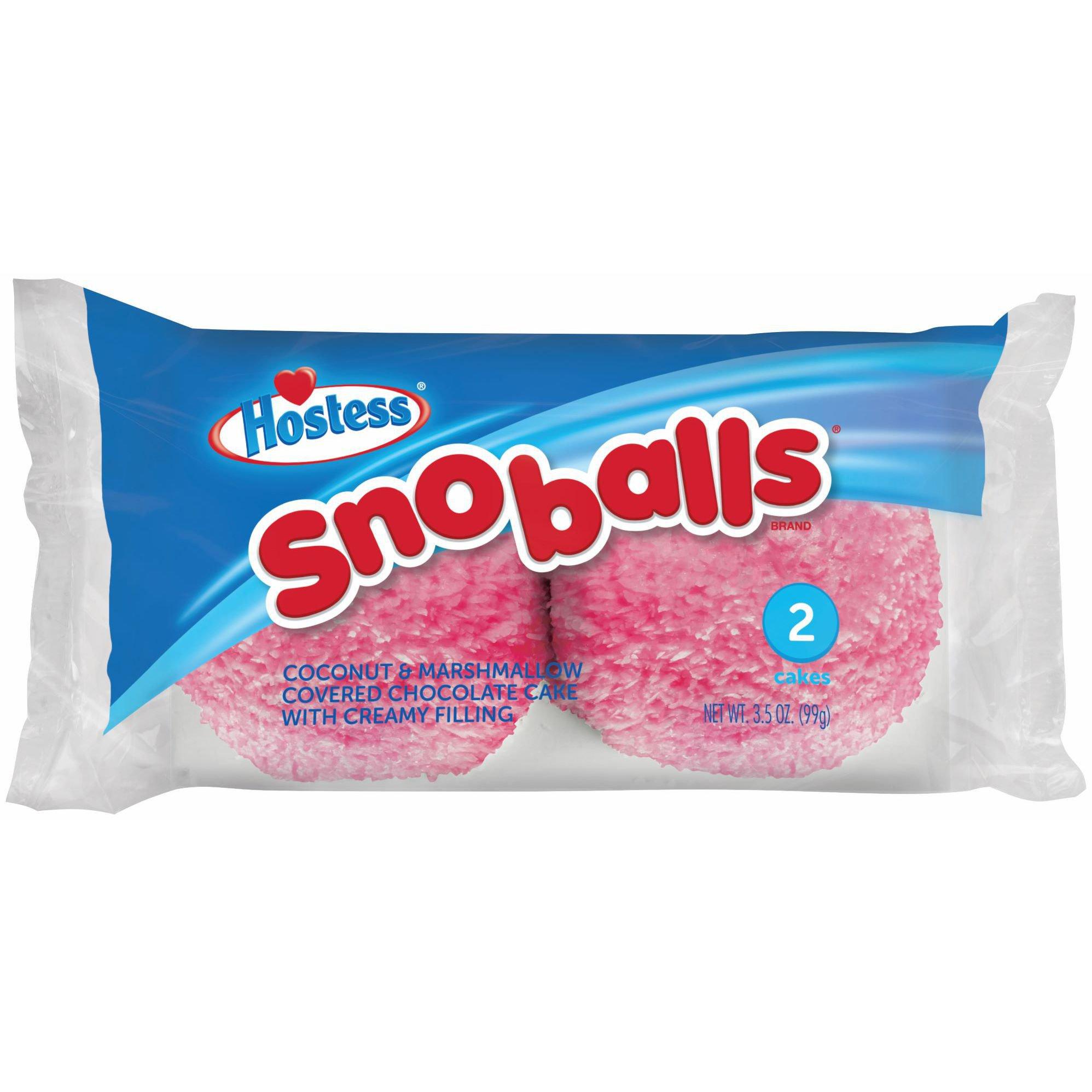 Hostess Sno Balls 2-pack
