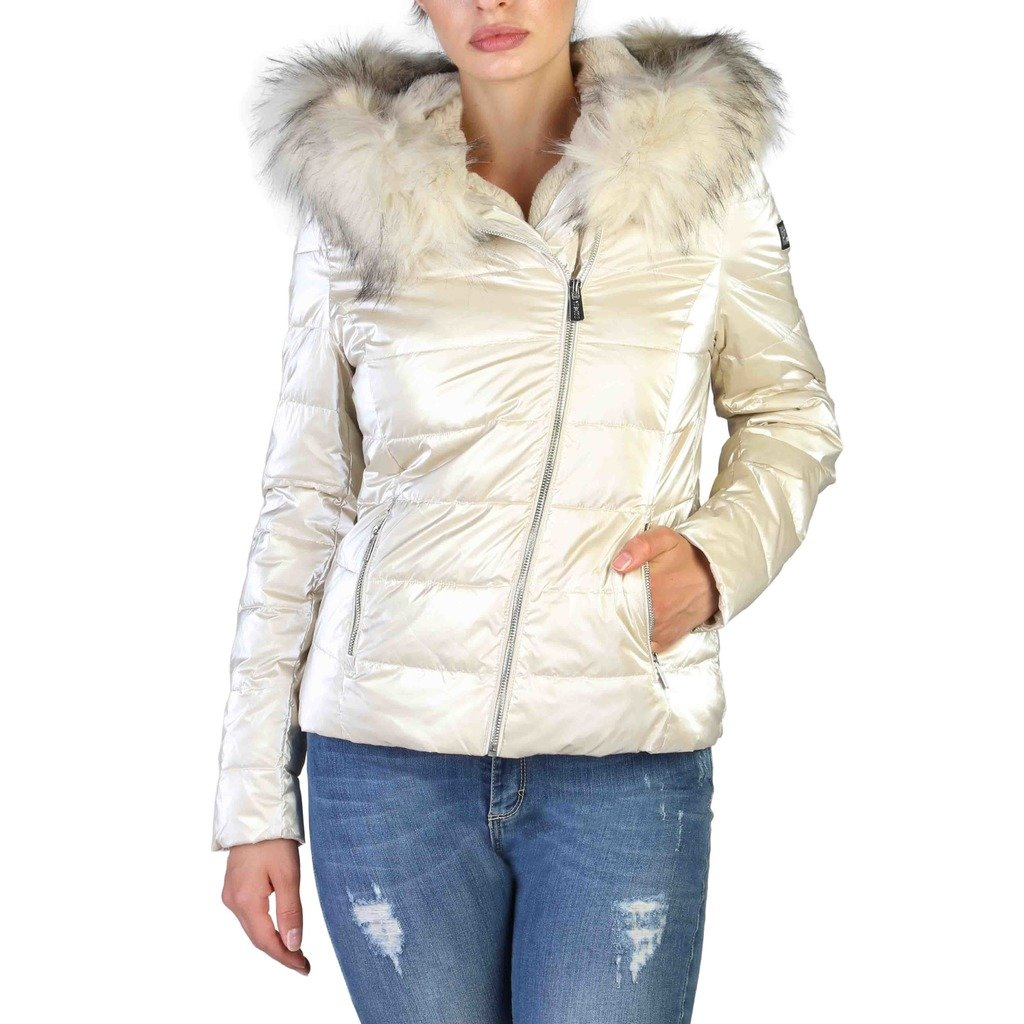 Yes Zee Women's Jacket White J006_O800 - white XS