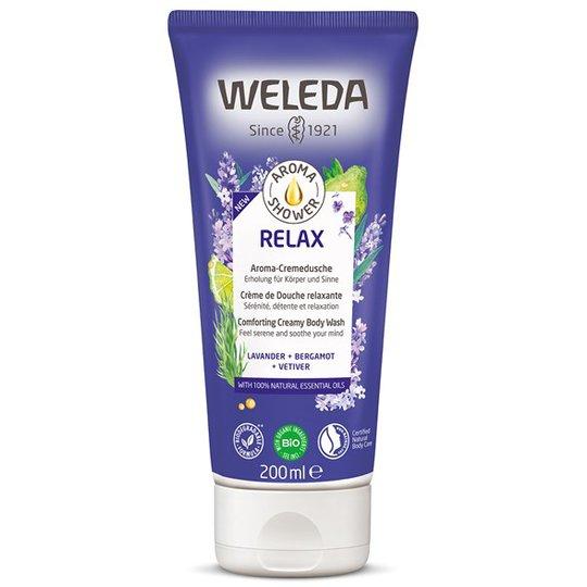 Weleda Aroma Shower Relax, 200 ml