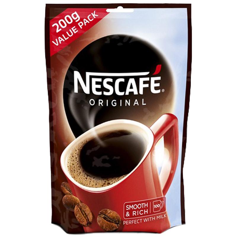 """Snabbkaffe """"Original"""" 200g - 42% rabatt"""