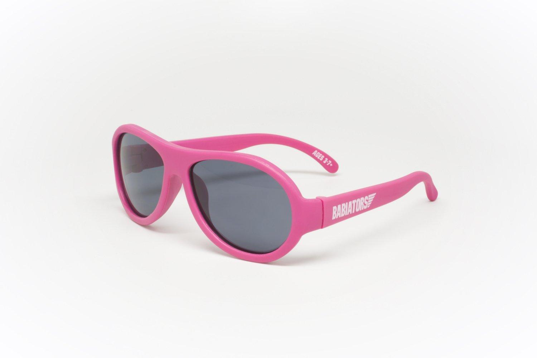 Babiators - Original Aviator Kids Sunglasses - Popstar Pink (0-2 years)
