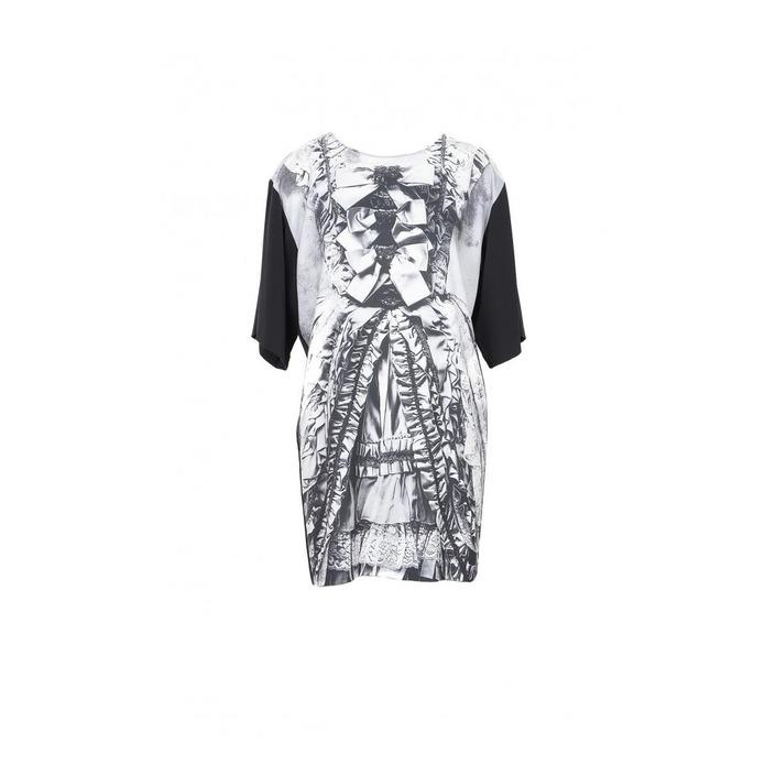Boutique Moschino Women's Dress Black 171579 - black 36