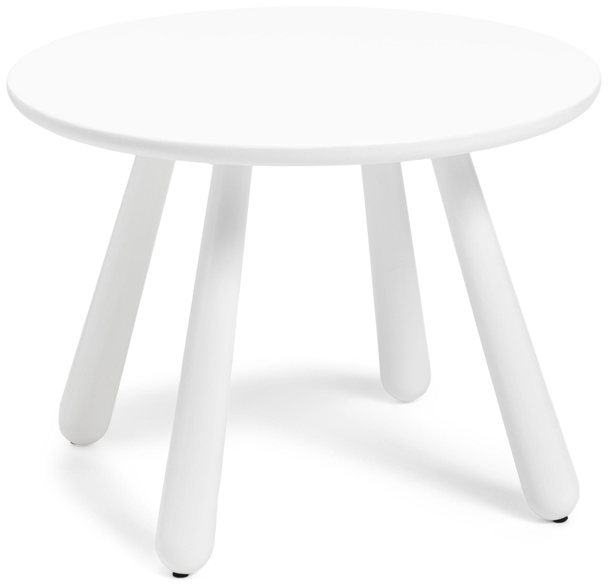 Minitude Nordic Usva Pöytä, Valkoinen