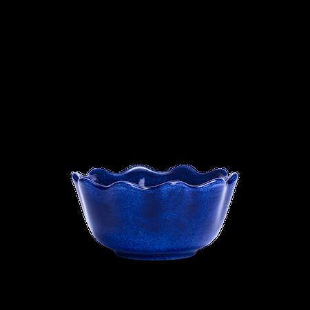 Ostronskål Mini Blå 13 cm