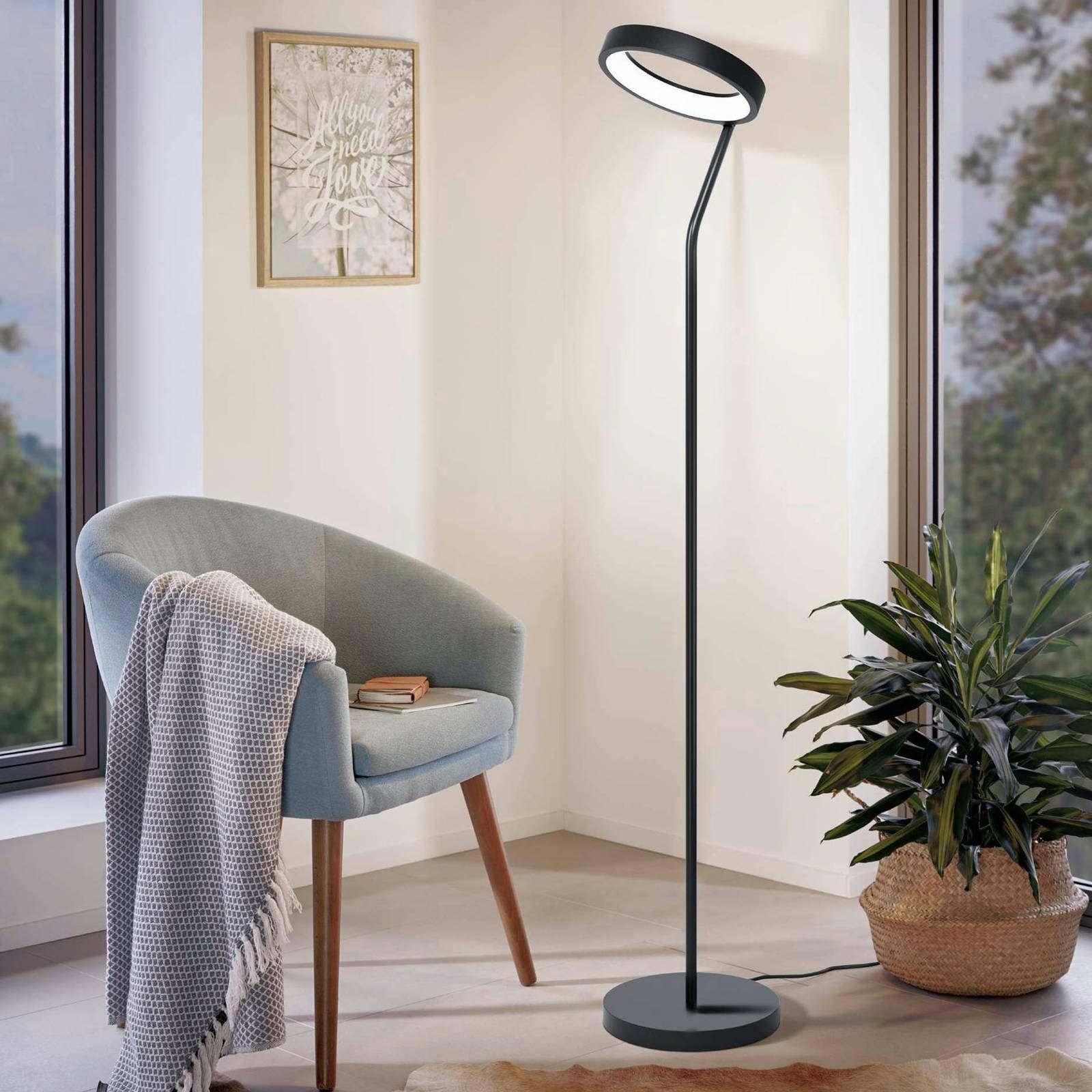 EGLO connect Marghera-C LED-gulvlampe