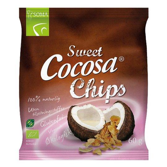 Kokosflingor Rostade 60g - 47% rabatt