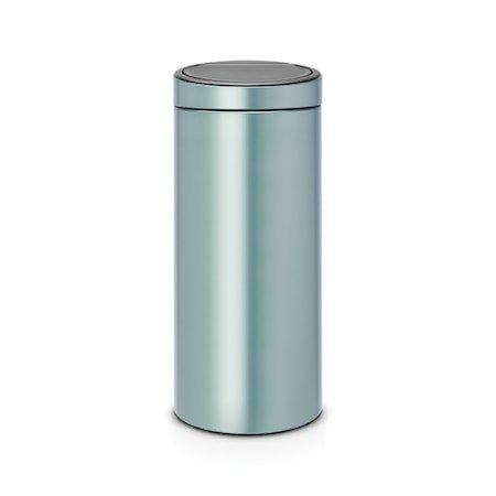 Touch Bin NEW, plastinnerbøtte 30 L Metallic Mint