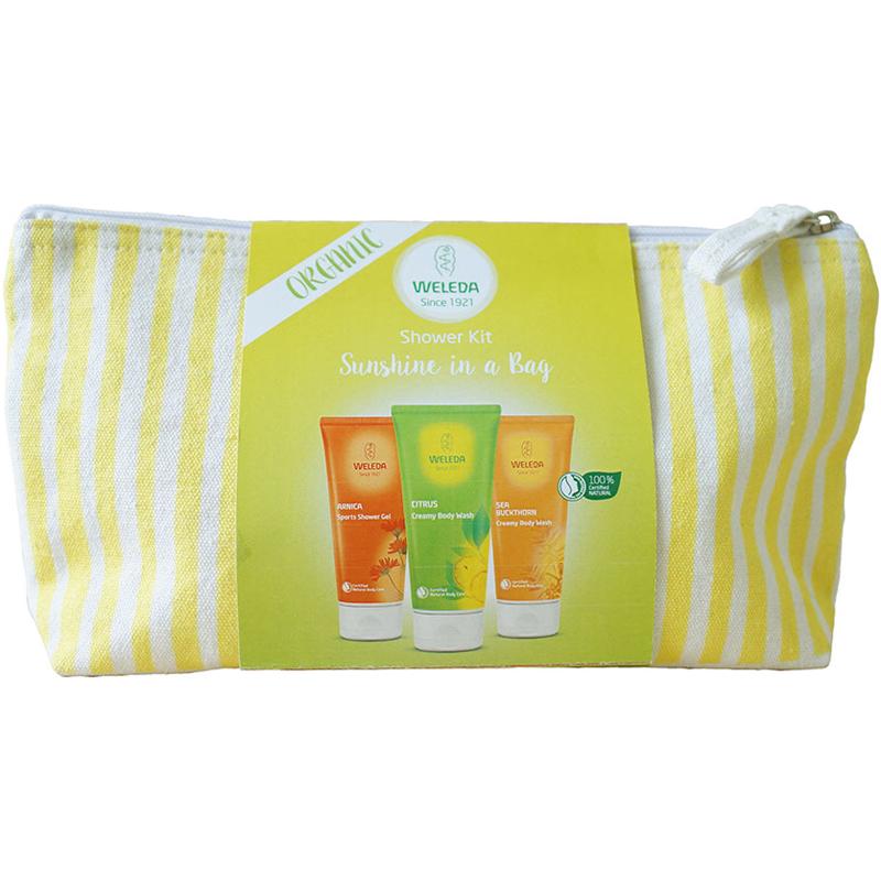 "Dusch-kit ""Sunshine in a Bag"" - 47% rabatt"