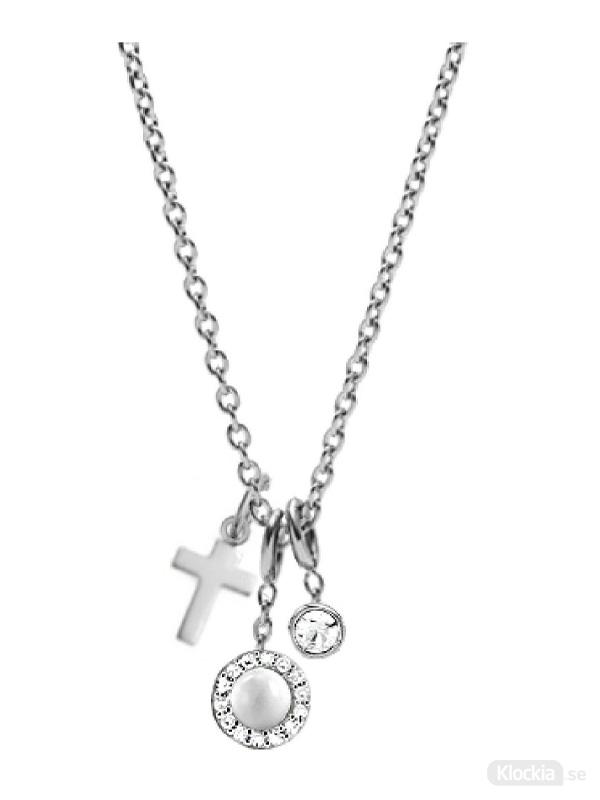 FOSSIL Halsband Sterling Silver JFS00539040