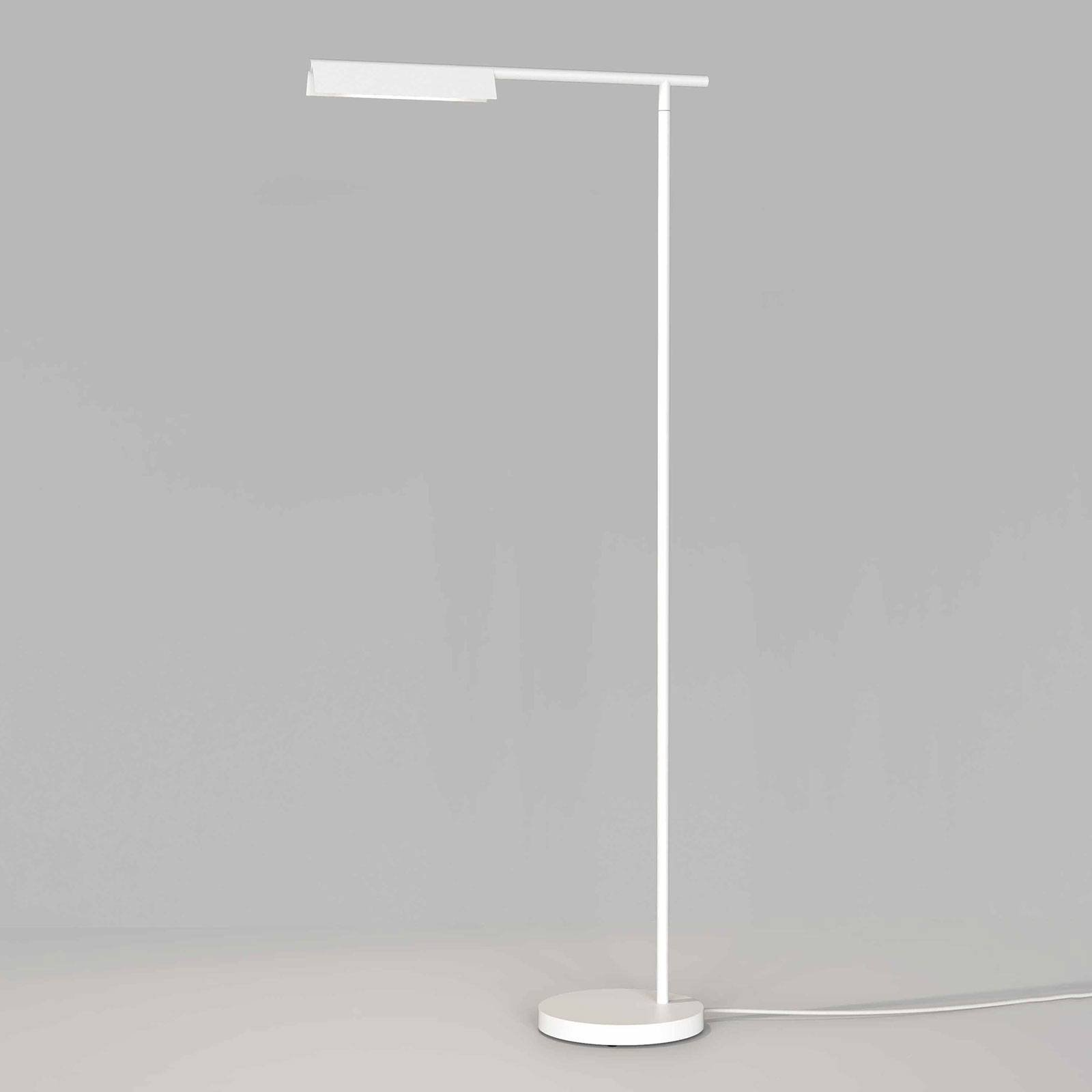 Astro Fold LED-gulvlampe, matt hvit