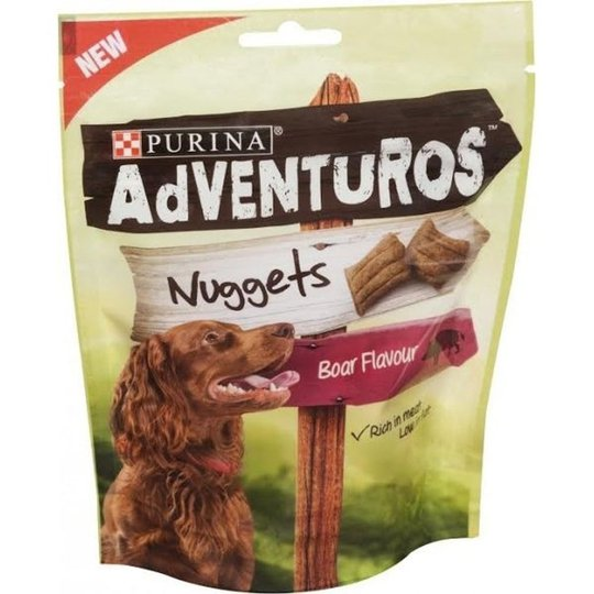 Purina Adventuros Nuggets Boar 90 g