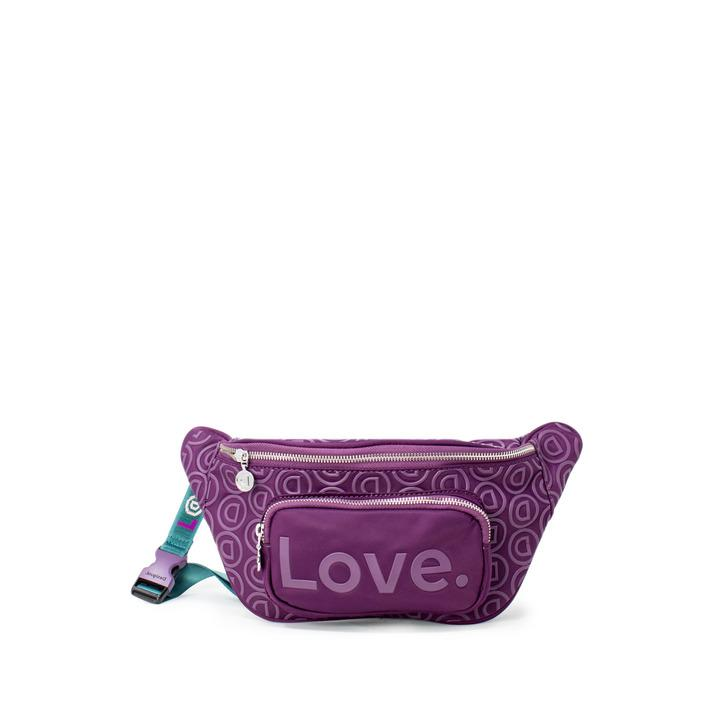 Desigual Women's Shoulder Bag Purple 170584 - purple UNICA