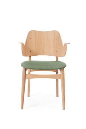 Gesture Chair S Vitoljad Ek Sage Green Canvas