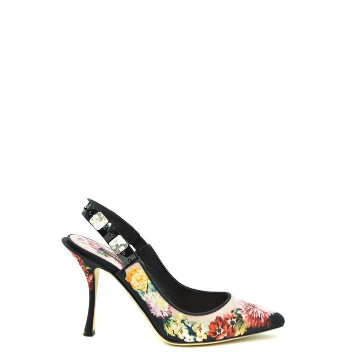 Dolce & Gabbana Women's Pumps Multicolor 230963 - multicolor 37.5