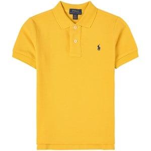 Ralph Lauren Yellow Logo Polo 2 år