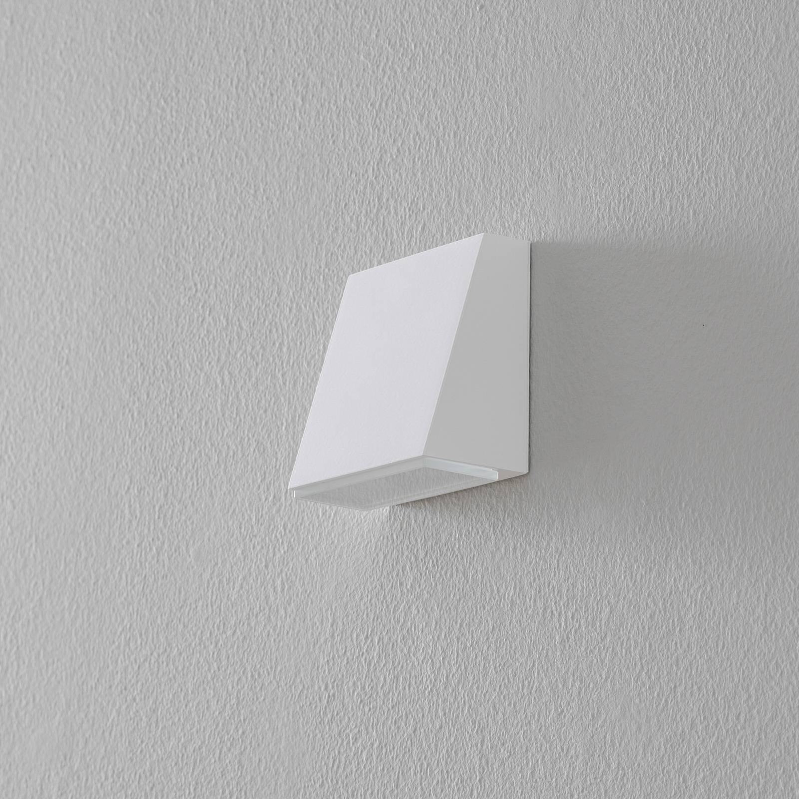 BEGA 78047 seinälamppu 3000K 9cm valkoinen 255lm