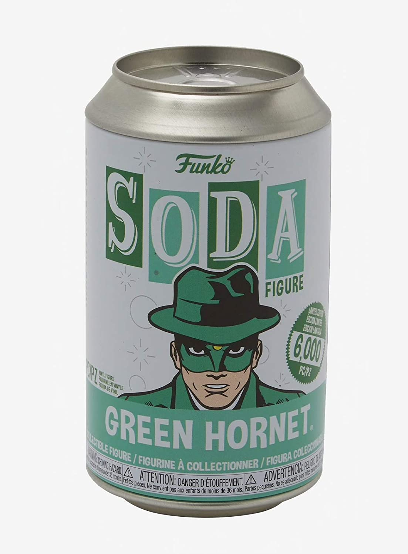 Funko!POP - Vinyl Soda : GreenHornet w/chase (45960)