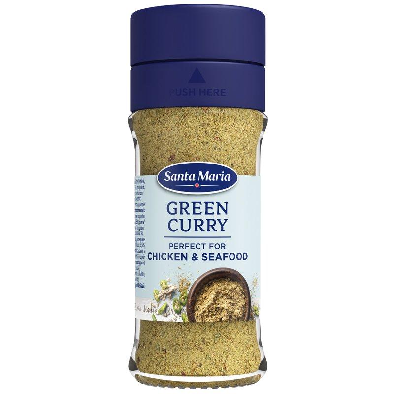 Mausteseos Green Curry - 36% alennus