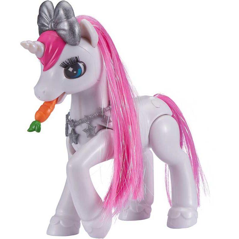 Robo Alive - Unicorn - White